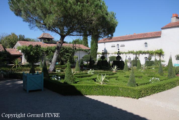 Le jardin de william christie thir en vend e plantes for Jardin william christie