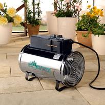 Chauffage électrique avec ventilateur